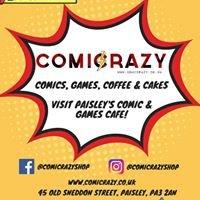 Comicrazy Cafe
