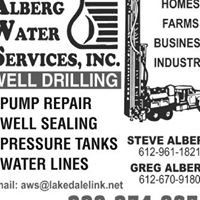 Alberg Water Services, Inc.