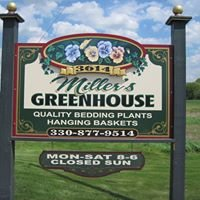 Miller's Greenhouse
