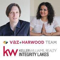 Vaz+Harwood Team at Keller Williams Realty Integrity Lakes