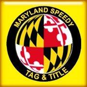 Maryland Speedy Tag & Title