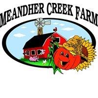 Meandher Creek Pumpkin Patch
