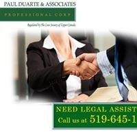 Paul Duarte & Associates
