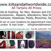 Kilts and All Worldwide.com