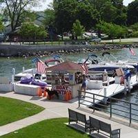 Boat Elmers Boat Rental
