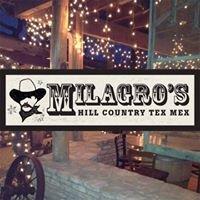 Milagro's Tex-Mex