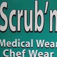 Scrub'n