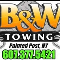 B and W Towing LLC