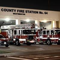 OCFA Fire Station #34