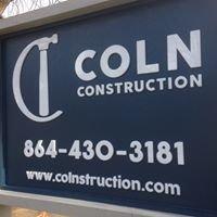 Coln Construction, LLC