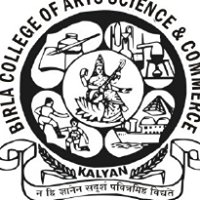 Dept. of Chemistry, Birla College, Kalyan.
