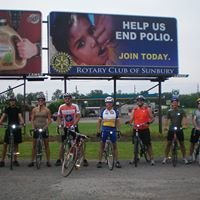Rotary Pedals Out Polio 2018