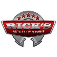 Ricks Auto Body & Paint