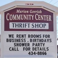 Marion Gerrish Community Center & Thrift Shop