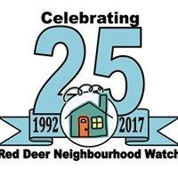 Red Deer Neighbourhood Watch