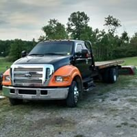 Wolfpack Trailer Transit  towing and flatbed service