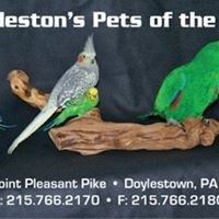 Osbaldeston's Pets of the World