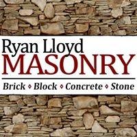 Ryan Lloyd Masonry