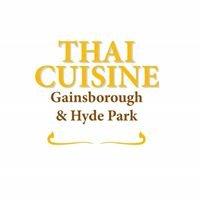 Thai Cuisine In London