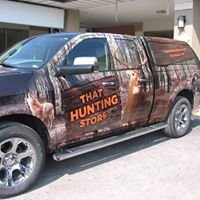 That Hunting Store