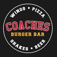 Coaches Burger Bar Salem