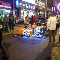 Bike Night On Beale St.