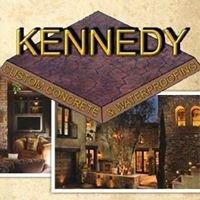 Kennedy Custom Concrete & Waterproofing