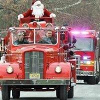 The Cape Cod Military  Santa