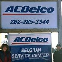 Belgium Service Center
