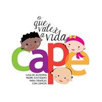 Cape - Casa de Acolhida Padre Eustáquio para Crianças com Câncer