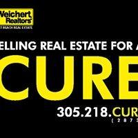 Selling Real Estate for a CURE