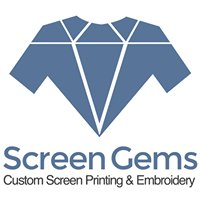 Screen Gems Screen Printing & Embroidery