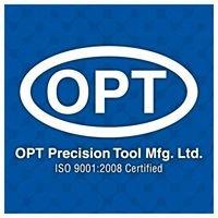 OPT Precision Tool Mfg. Ltd.