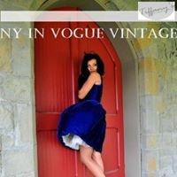 NY in Vogue Vintage