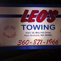 Leo's Towing