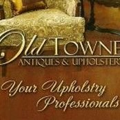 OLD TOWNE ANTIQUES AND UPHOLSTERY