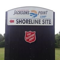 Jacksons Point Salvation Army Camp