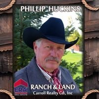 Phillip Huckins Ranch and Land
