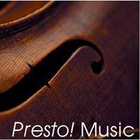 Presto! Music