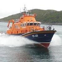RNLI Lochinver Lifeboat