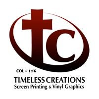 Timeless Creations Screen Printing & Vinyl Graphics