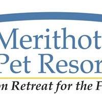 At Merithot Pet Resort