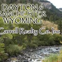 Dayton & Ranchester Wyoming Real Estate