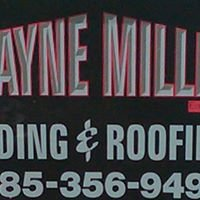 Wayne Miller Roofing and Siding ent