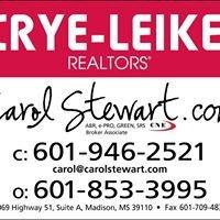 Carol Stewart, Realtor - Crye-Leike, Realtors