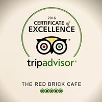 The Red Brick Cafe at Jans