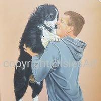 IslesArt Portraits and Wildlife Artist