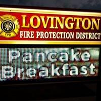 Lovington Fire Protection District