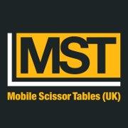 Mobile Scissor Tables UK