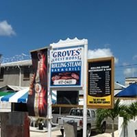 Rolling Steam Bar & Resturant - Groves Guest Houses & Accommodation